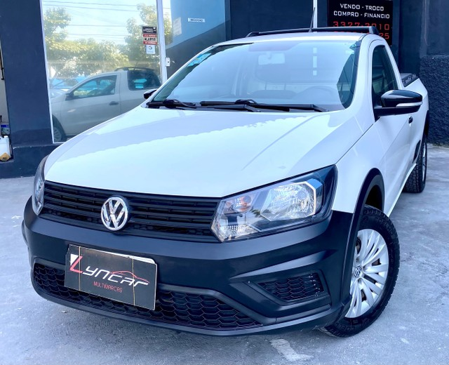 Volkswagen Saveiro Robust 1.6 2019/ Oportunidade