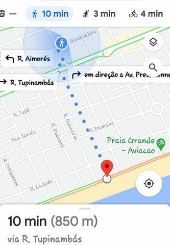 Alugo Temporada Apartamento Vila Tupi Praia Grande SP - Foto 10