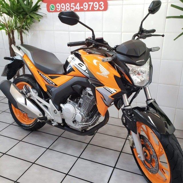 Honda CB 250 Twister 2019 ABS (2500km) - Foto 2