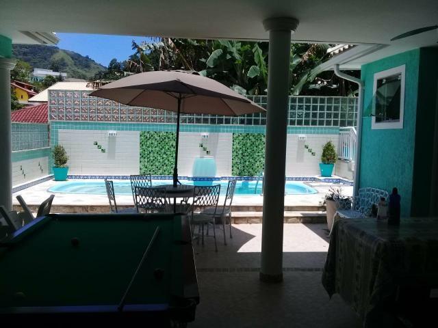 Imobiliária Nova Aliança!!!! Linda Casa com Piscina e Espaço Gourmet na Fazenda Muriqui - Foto 6