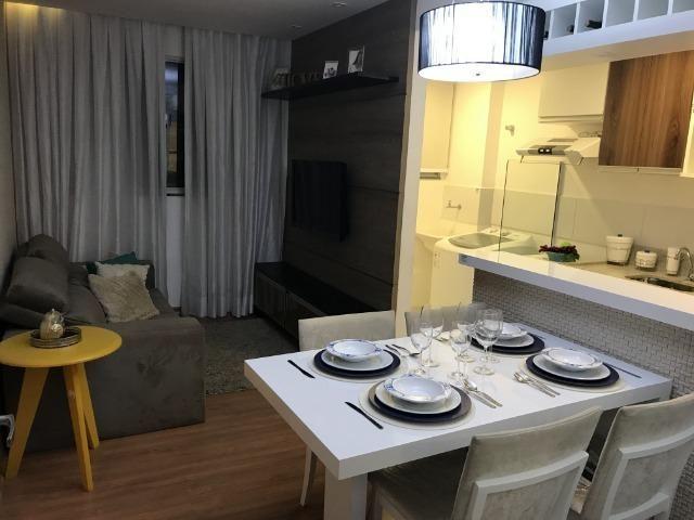 Apartamento com dois quartos Financiavel! - Foto 3