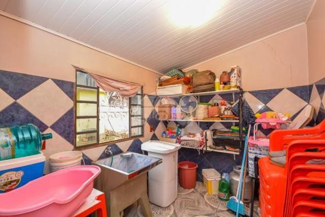 Casa à venda com 2 dormitórios em Tatuquara, Curitiba cod:148813 - Foto 11