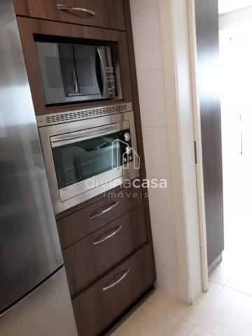 Lindo apartamento semi mobiliado, suite master mais duas suítes, em ótima localização! - Foto 15