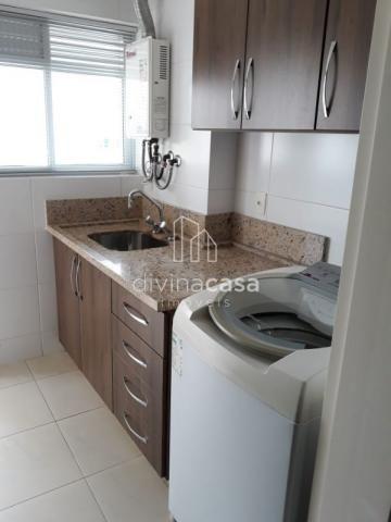 Lindo apartamento semi mobiliado, suite master mais duas suítes, em ótima localização! - Foto 17