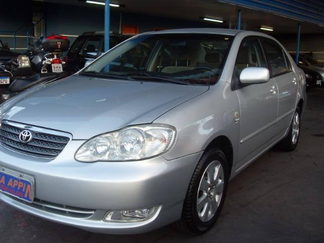 Toyota Corolla xei 1.8 2008 automático - Foto 3