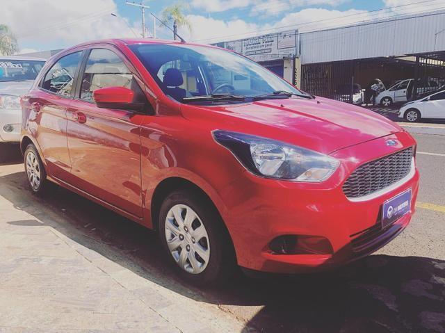 Ford Ka 1.0 2015/2015 - Um dos veículos mais Econômicos do Brasil