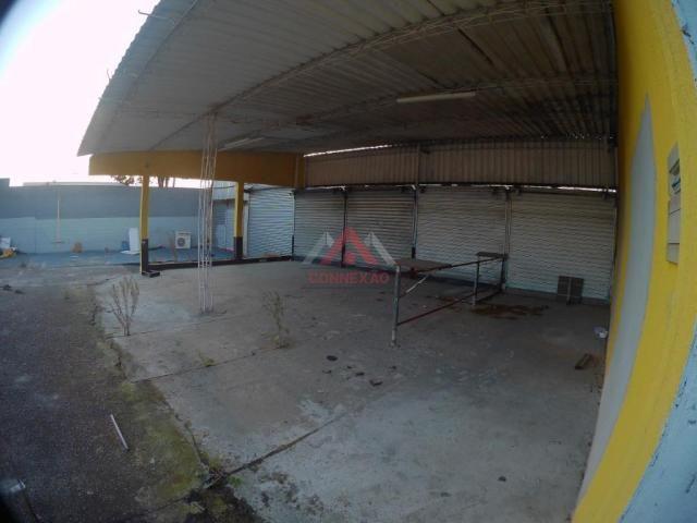 Terreno com galpão e escritório para locação, Centro, Suzano. - Foto 3