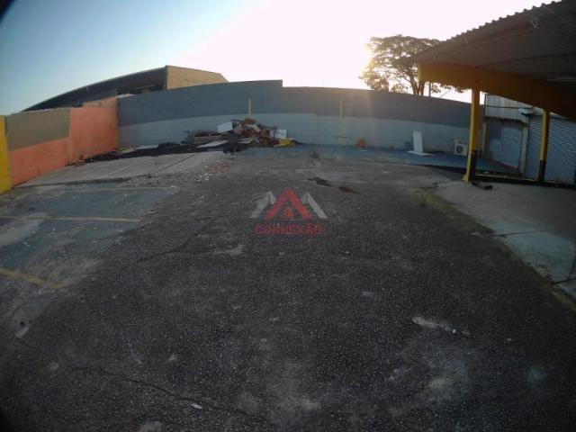 Terreno com galpão e escritório para locação, Centro, Suzano. - Foto 4