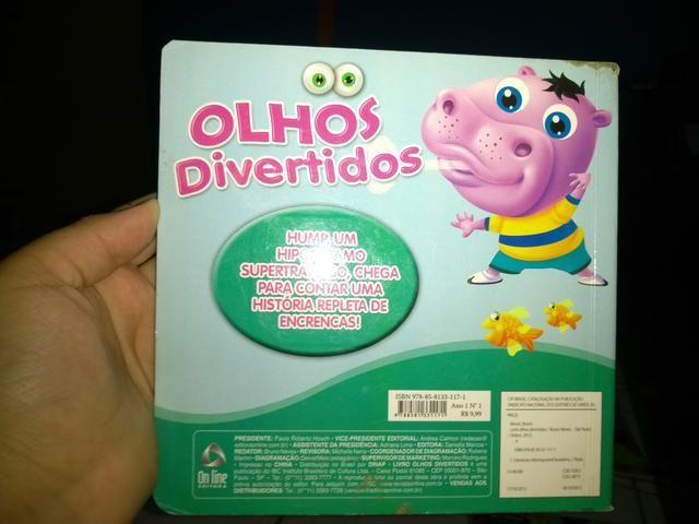 Livro do hipopótamo Hump - Foto 2