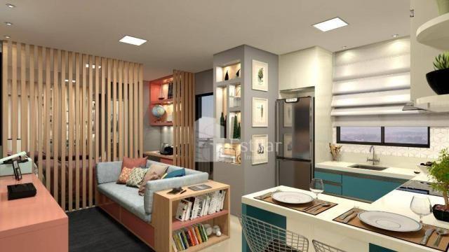 Studio com 1 dormitório no centro - são josé dos pinhais/pr - Foto 11