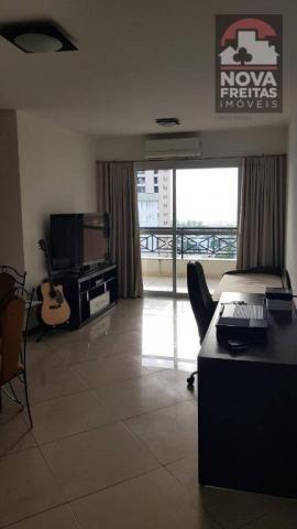 Apartamento à venda com 3 dormitórios em Jardim aquarius, São josé dos campos cod:AP4817