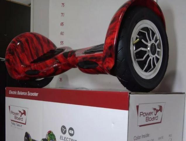 Hoverboard Skate Elétrico LG Roda de 10 Polegadas ( Novo e na Caixa )