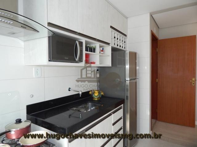 Apartamento à venda com 2 dormitórios em Bandeirantes, Conselheiro lafaiete cod:299-4 - Foto 10