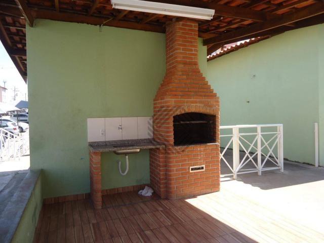 Apartamento com 2 dormitórios para alugar, 46 m² por r$ 650/mês - jardim ipanema - sorocab - Foto 20