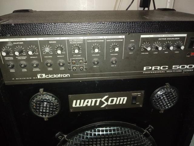 Caixa de som watt som