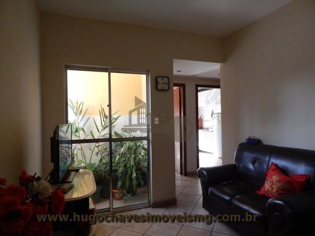 Apartamento à venda com 2 dormitórios em Chapada, Conselheiro lafaiete cod:2102 - Foto 9