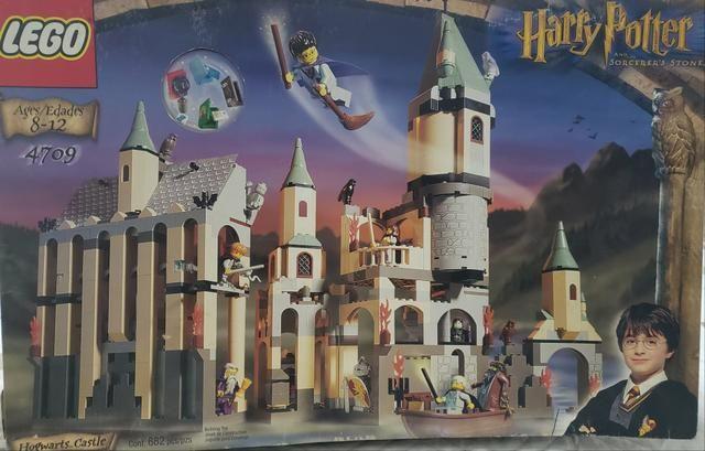 Lego Harry Potter coleção