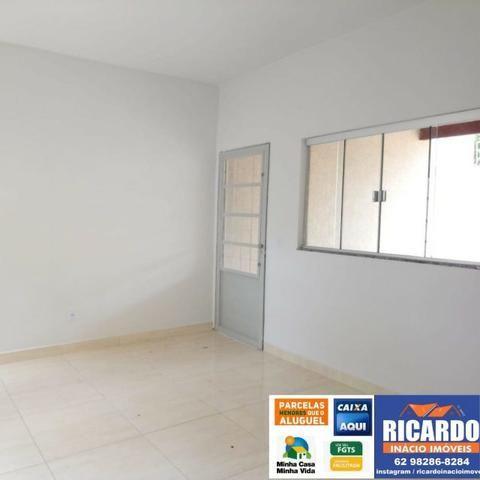 Casa 2/4, Amplo Quintal - Foto 4