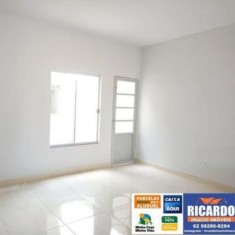 Casa 2/4, Amplo Quintal - Foto 3