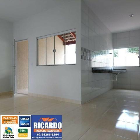 Casa 2/4, Amplo Quintal - Foto 8