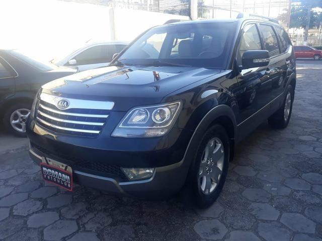 Kia mohave blindada 2009 ex top diesel