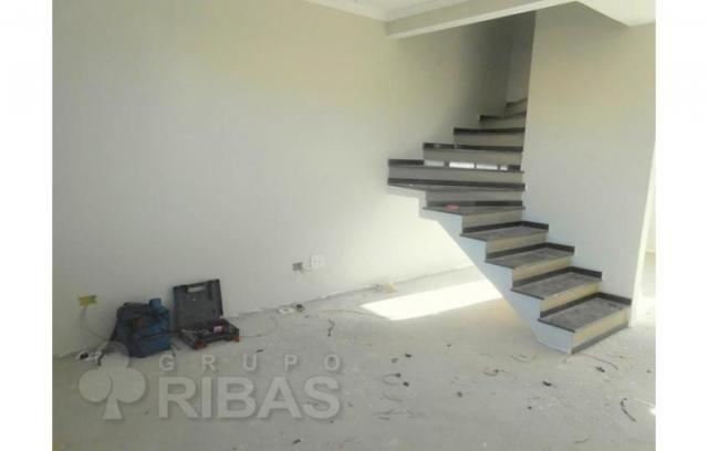 Sobrado Residencial à venda, Fazendinha, Curitiba - SO0451. - Foto 17