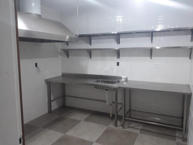 Cozinha industrial - moveis inox pronta entrega - solicite seu orçamento