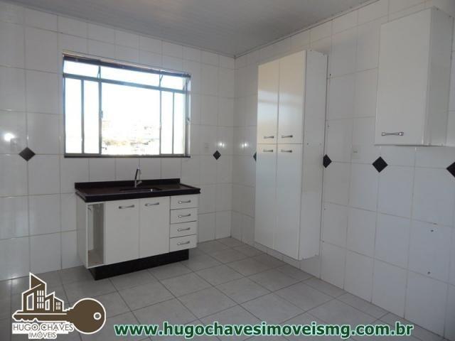 Apartamento à venda com 2 dormitórios em Carijós, Conselheiro lafaiete cod:216 - Foto 2