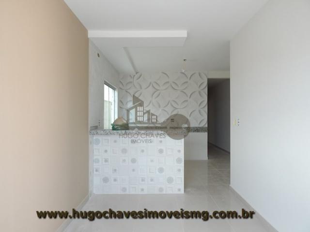 Apartamento à venda com 2 dormitórios em Novo horizonte, Conselheiro lafaiete cod:297 - Foto 12