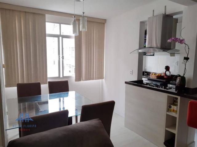 Apartamento com 3 dormitórios à venda, 82 m² por r$ 315.000 - coqueiros - florianópolis/sc