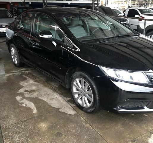 Honda Civic Lxl Automático Muito Novo.2013 - Foto 3