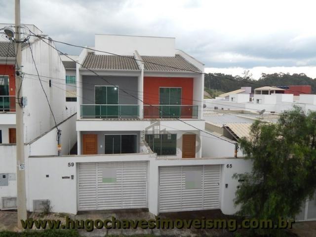 Casa à venda com 2 dormitórios em Morada do sol, Conselheiro lafaiete cod:188