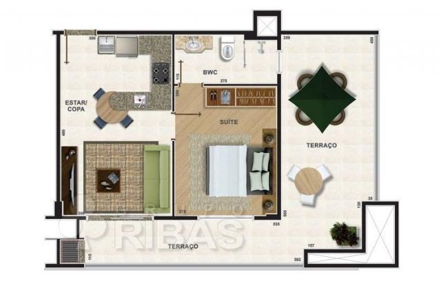 Apartamento residencial à venda, novo mundo, curitiba - ap0329. - Foto 13