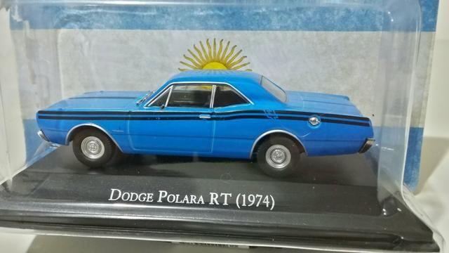 Miniatura do Dodge Polara RT 1974 argentino