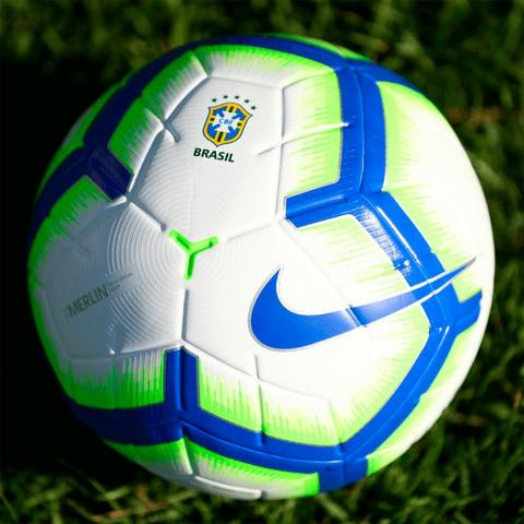 Bola Nike Merlin Brasil 2019 Oficial