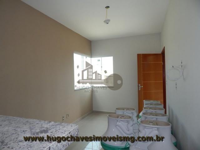 Apartamento à venda com 2 dormitórios em Novo horizonte, Conselheiro lafaiete cod:297 - Foto 9