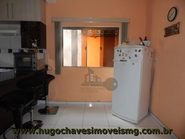Casa à venda com 3 dormitórios em Rochedo, Conselheiro lafaiete cod:175 - Foto 2