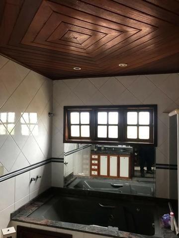 Aluga-se duplex mobiliado, Riviera, Macaé, 4 suítes/hidro, 3 Vagas, sauna, Piscina, chur - Foto 9