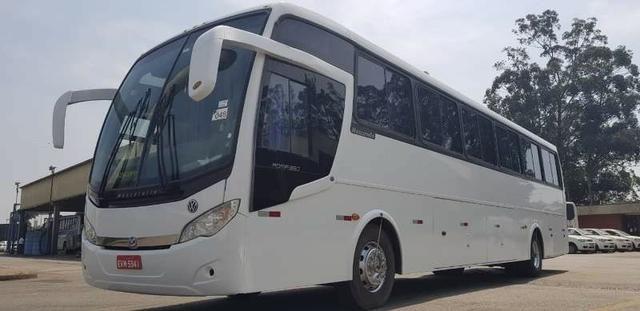 Ônibus Mascarello Roma 350 Volks bus 17 260 EOT - Fretamentos Único Dono, Impecável