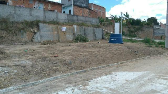 Vendo terreno em condomínio fechado santo Antônio de Jesus BA