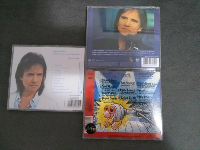 CDs do Roberto Carlos - Foto 4