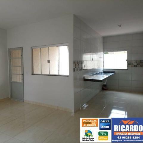 Casa 2/4, Amplo Quintal - Foto 7