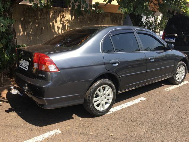 Honda/civic lx automático - Foto 2