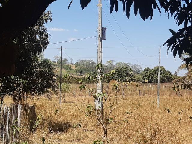 Meio Alqueire em Goiânia Prox a Teresópolis com Casa e Energia e Muita Água - Foto 5