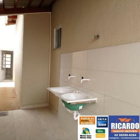 Casa 2/4, Amplo Quintal - Foto 11