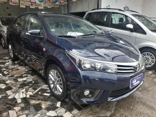 Oferta na RAFA VEICULOS Corolla XEI 2016 AT com mil de entrada, consultor IGOR - Foto 2