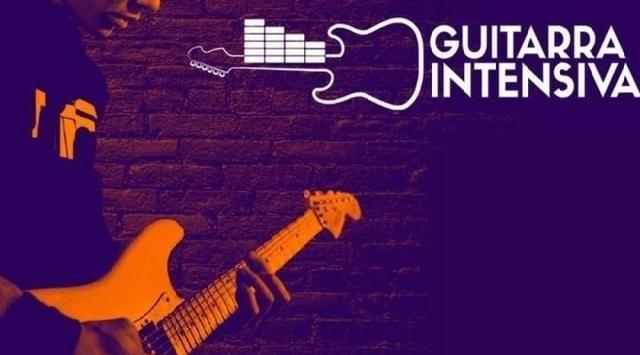 Guitarra intensiva aprenda já