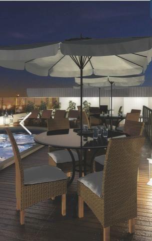 Vendo Flat novo hotel, mobiliado em manaira, 192.000 - Foto 8