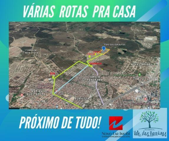 Casa em Nova Caruaru - 2 quartos - Financiada pela caixa com renda de R$ 1.500