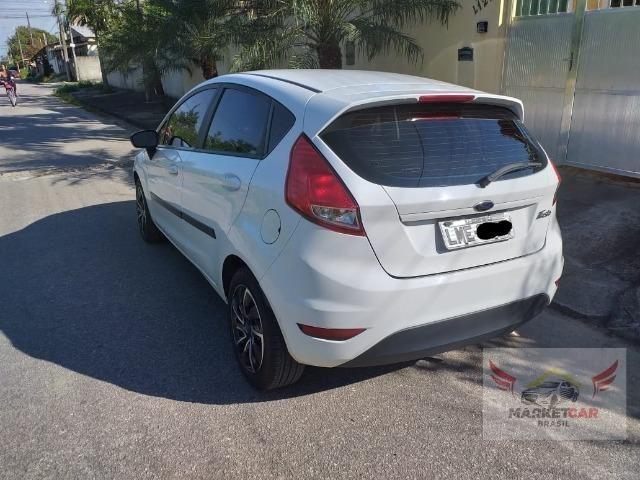 New Fiesta 1.5 - GNV 5ªGeração - Único DONO - Consigo Financiamento - 2015 - Foto 6